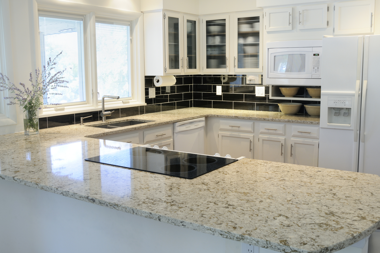 How To Care For Granite Countertops - E.W. Granite & Marble, LLC