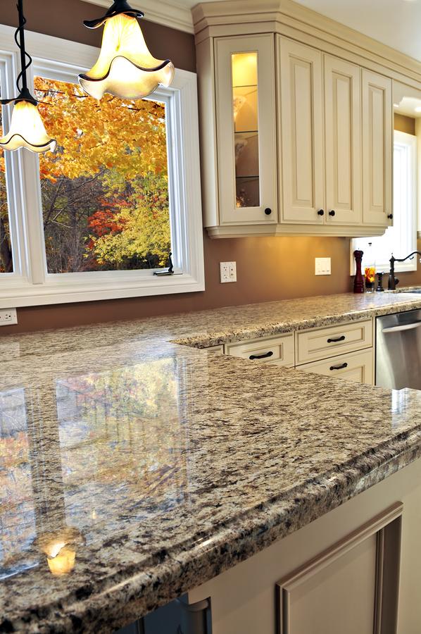 Granite Countertops Are So Beautiful